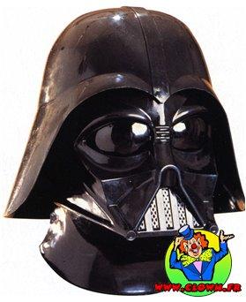 Masque Dark Vador Luxe