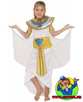 Déguisement enfant luxe égyptienne