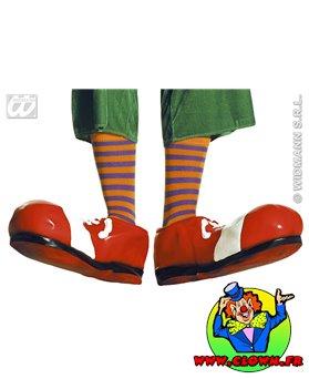 Paires de chaussettes  fluo clown