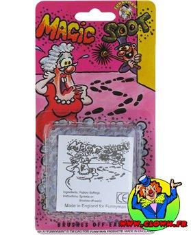 Suie magique