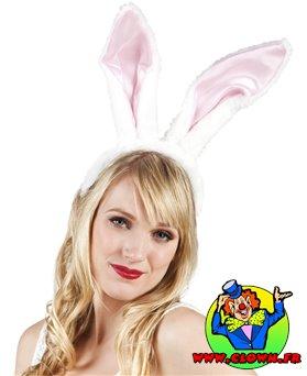 Serre tete oreilles de lapin geantes