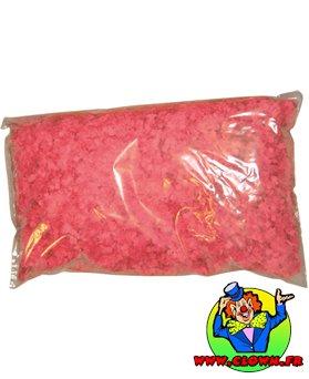 Confettis rouge