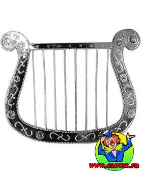 Harpe d'ange argent