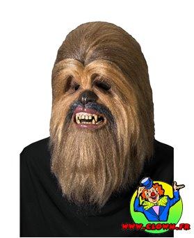 Masque Chewbacca™ Supreme Edition