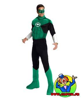 Déguisement luxe Green Lantern™