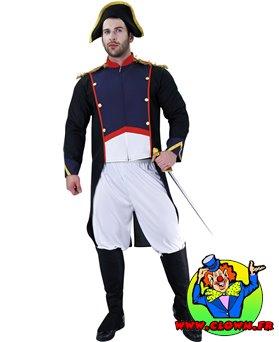 Déguisement adulte Napoléon