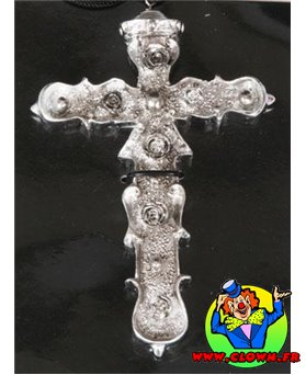 Grande croix gothique
