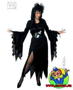 Déguisement d'Elvira