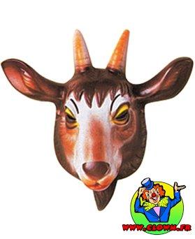 Masque de chèvre