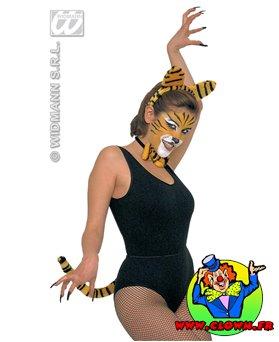 Set de tigresse