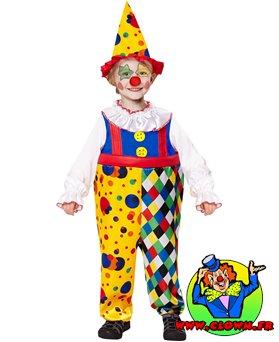 Déguisement de clown petit
