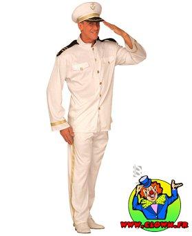 Déguisement capitaine