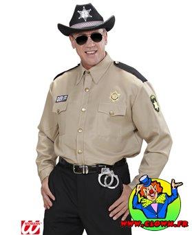 Chemise shérif