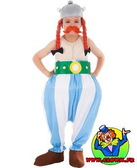 Déguisement Obelix enfant