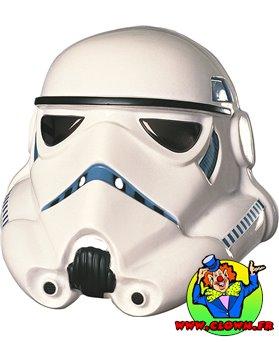 Masque Storm Trooper PVC