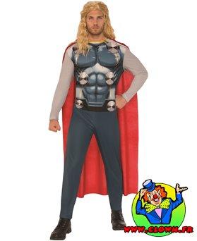 Déguisement adulte entrée de gamme Thor