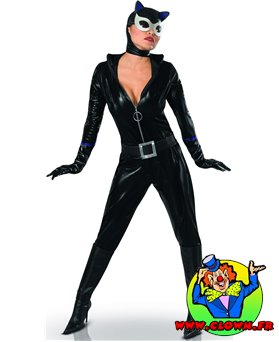 Déguisement sexy Catwoman