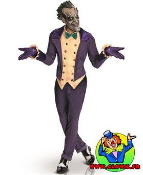 Déguisement adulte Le Joker Arkham City™