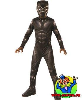 Déguisement classique Black Panther