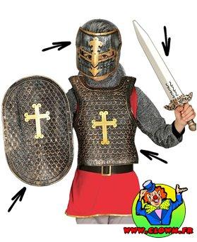 Set médiéval enfant