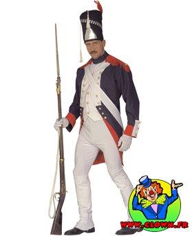 Déguisement de grenadier de la garde