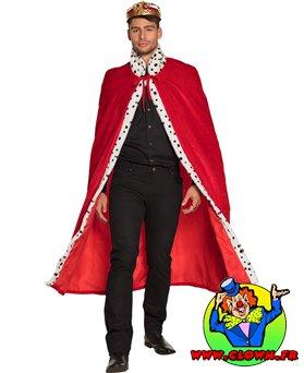 Manteau du roi deluxe