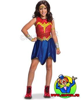 Déguisement Classique Wonder Woman 1984