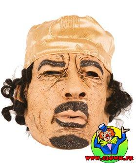 Masque Kadafi